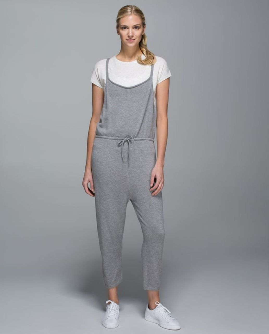 Lululemon Cabin Onesie - Heathered Medium Grey