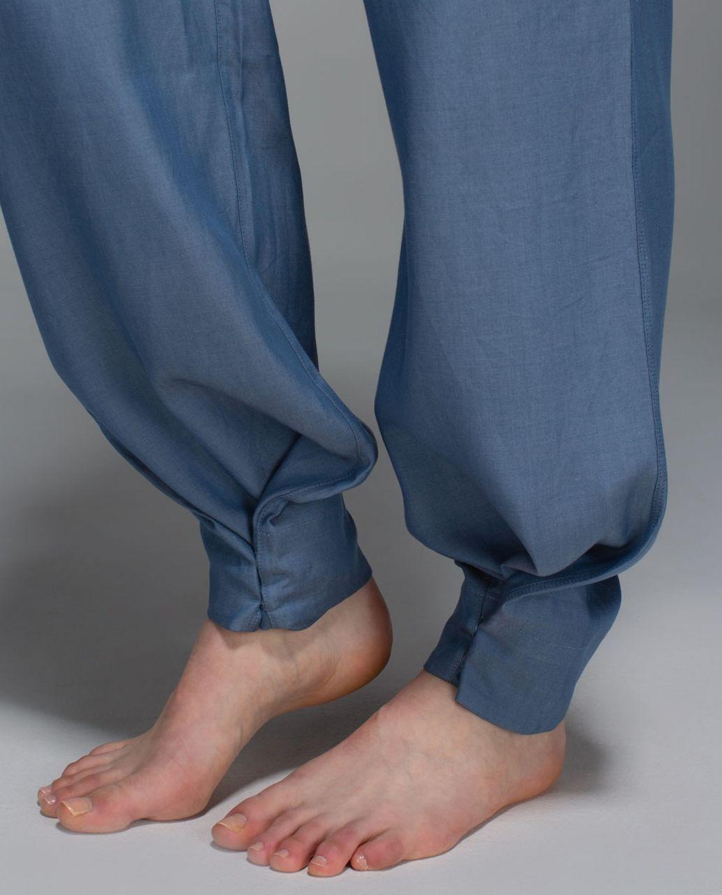 Lululemon Eazy Breezy Pant - Blue Denim