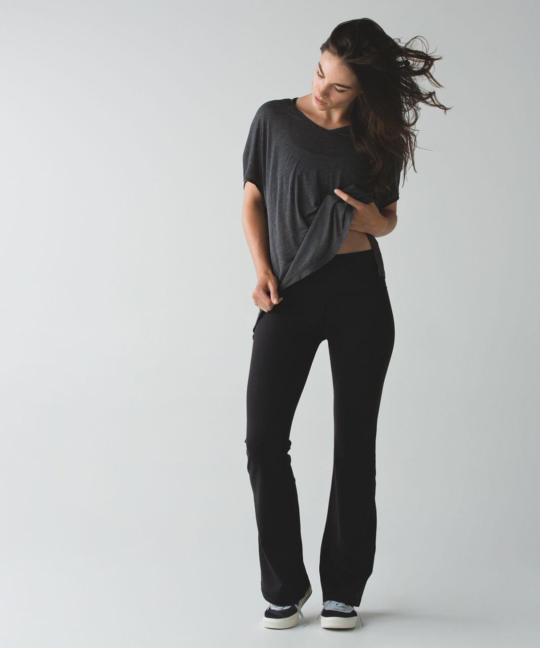 Lululemon Groove Pant III (Tall) - Black