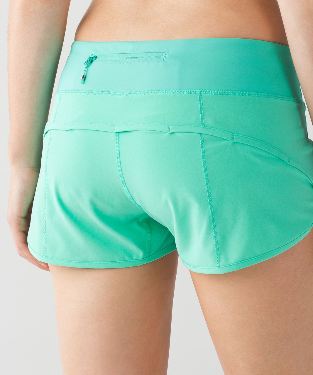 "Lululemon Speed Short (2 1/2"") - Bali Breeze"