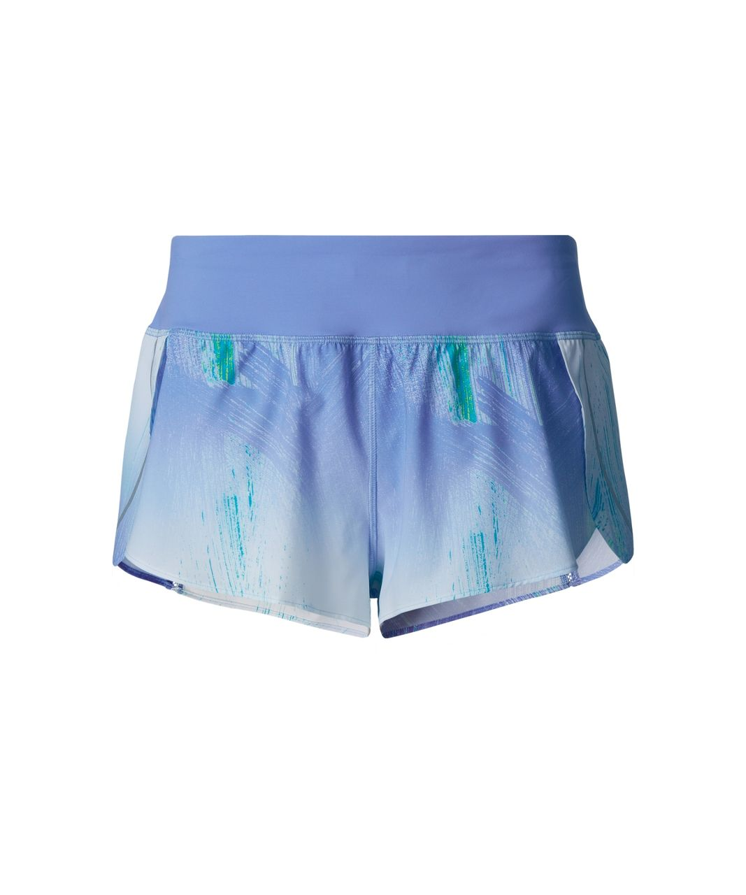 Lululemon Split Second Short II - Wind Chill White Lullaby / Lullaby