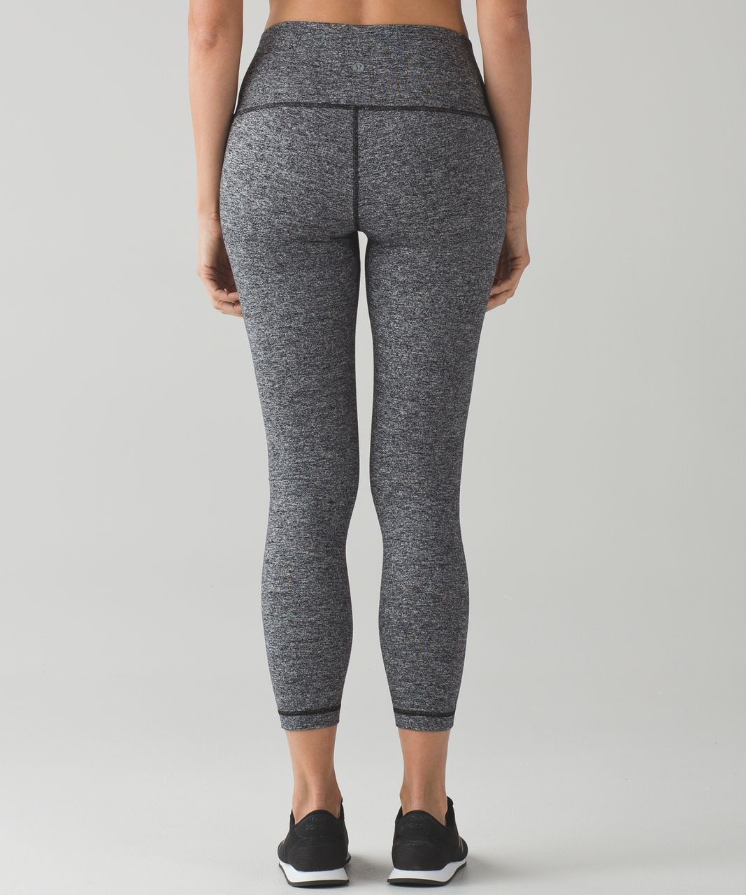 Lululemon High Times Pant - Heathered Black (First Release)