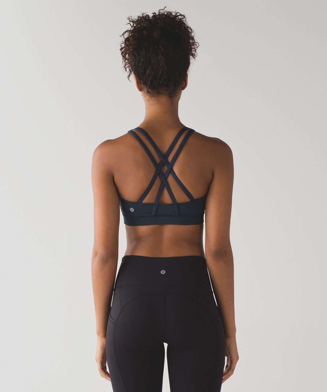 Lululemon Energy Bra - Nocturnal Teal