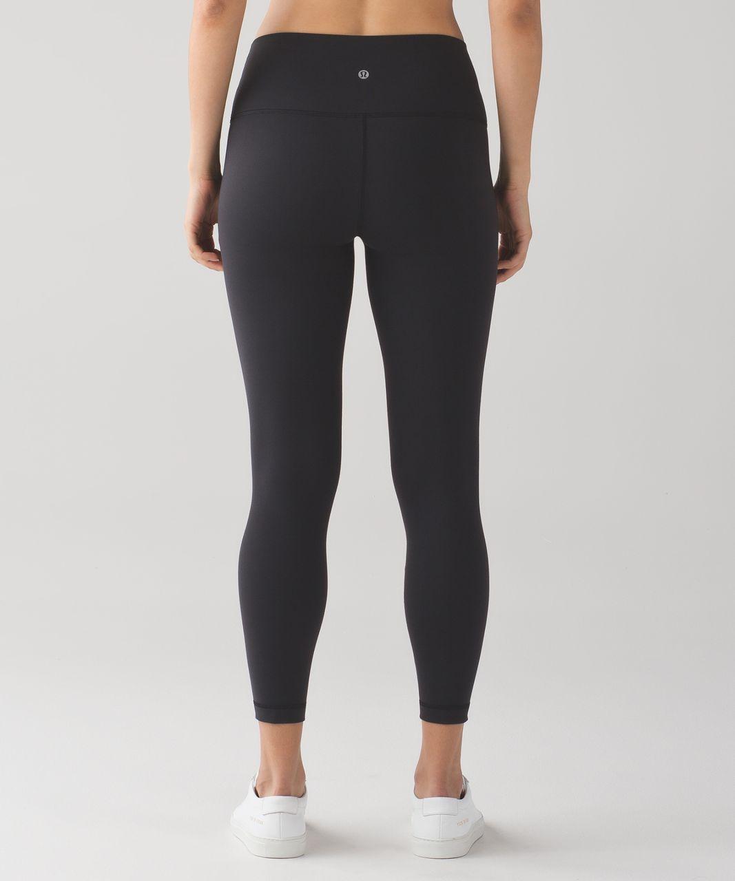 Lululemon High Times Pant (Brushed) - Black