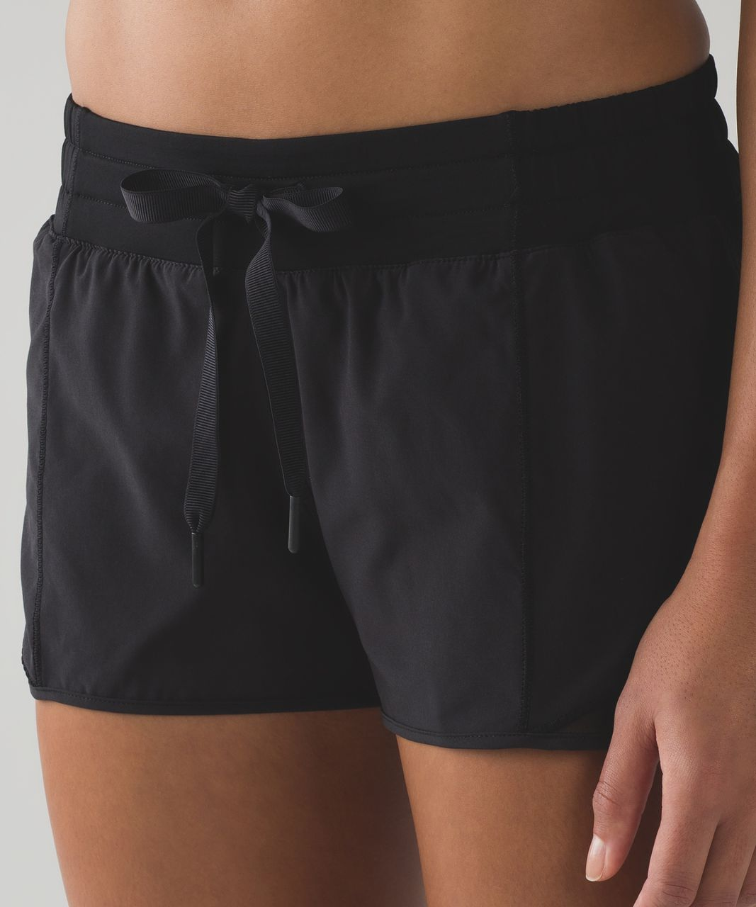 "Lululemon Hotty Hot Short *2.5"" - Black"