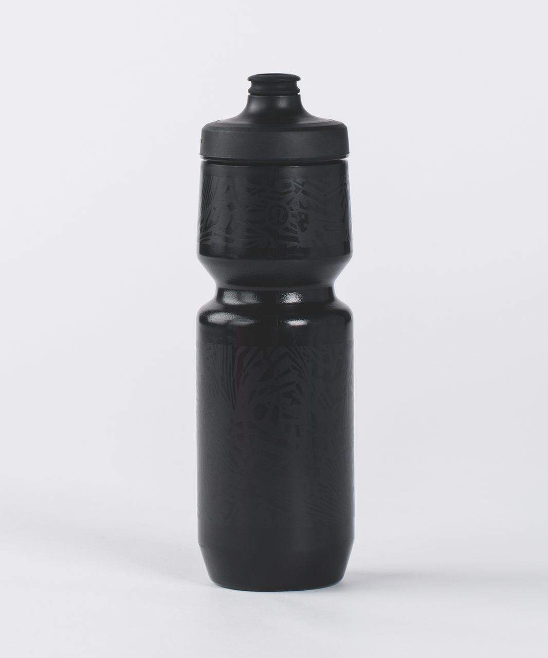 Lululemon Purist Cycling Waterbottle - Black Cubix Purist