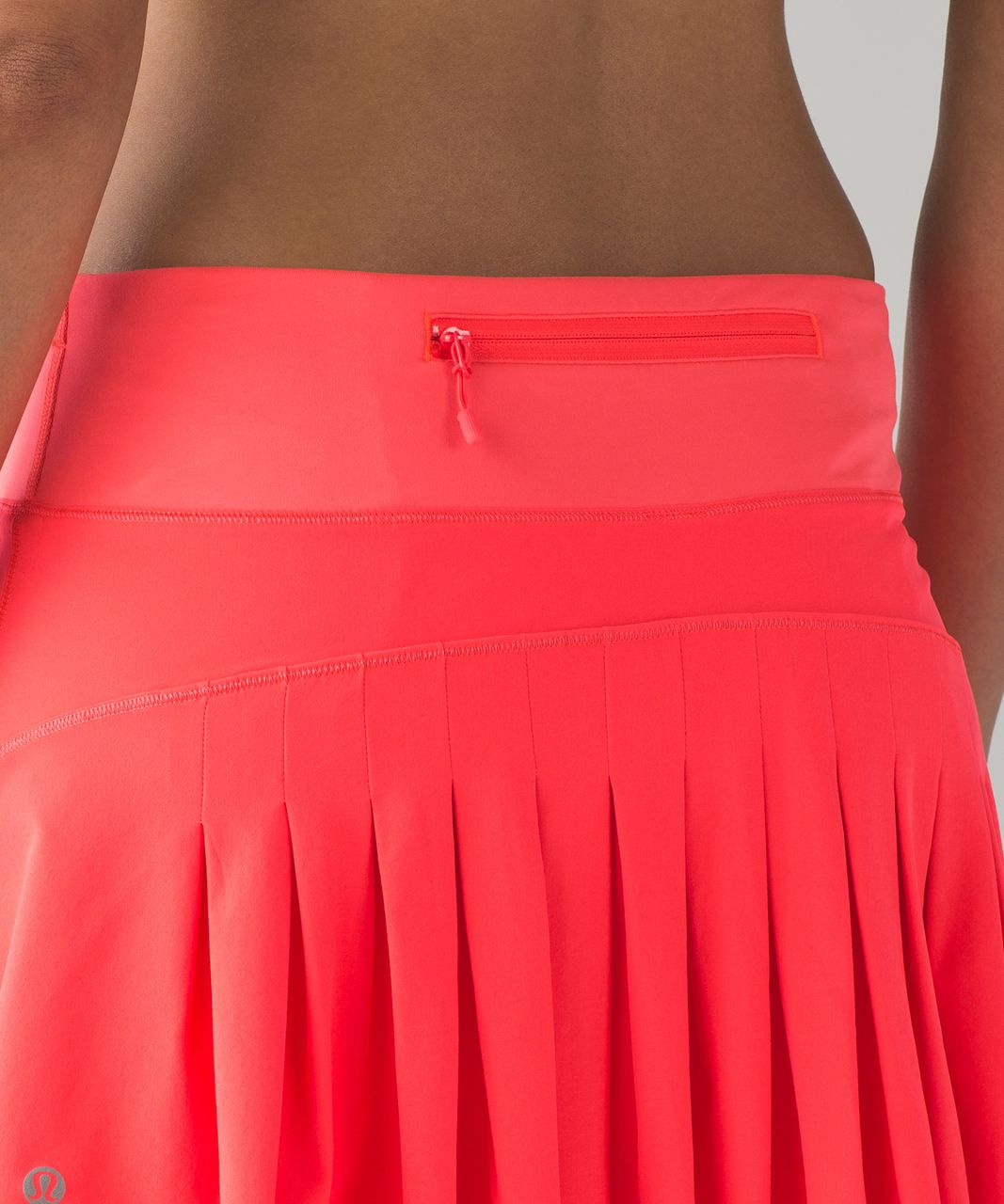 "Lululemon Circuit Breaker Skirt (Regular) (13"") - Electric Coral"