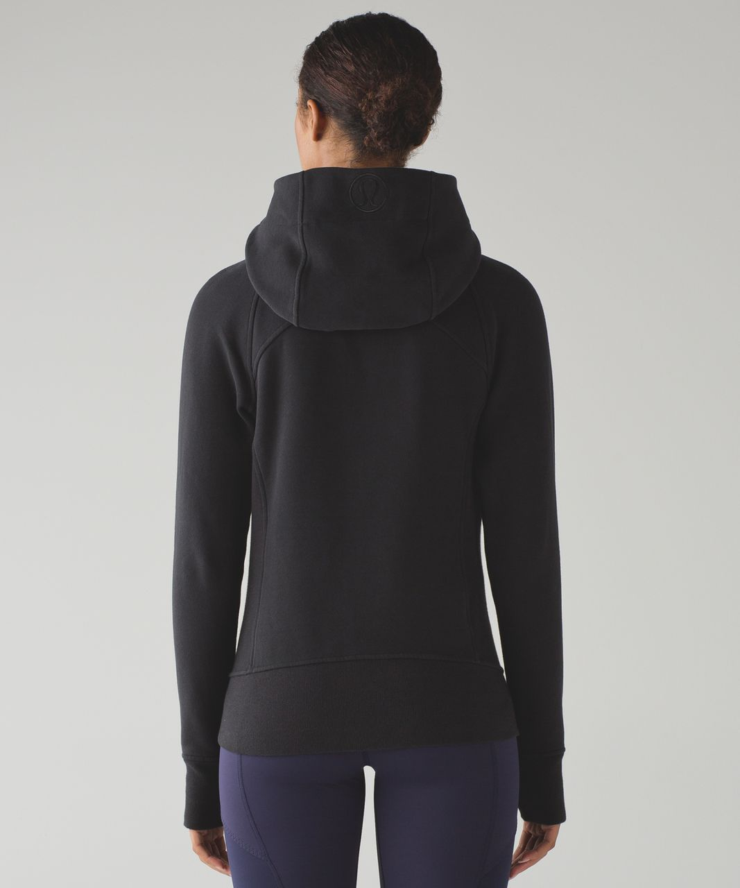 Lululemon Scuba Hoodie *Light Cotton Fleece - Black (First Release)