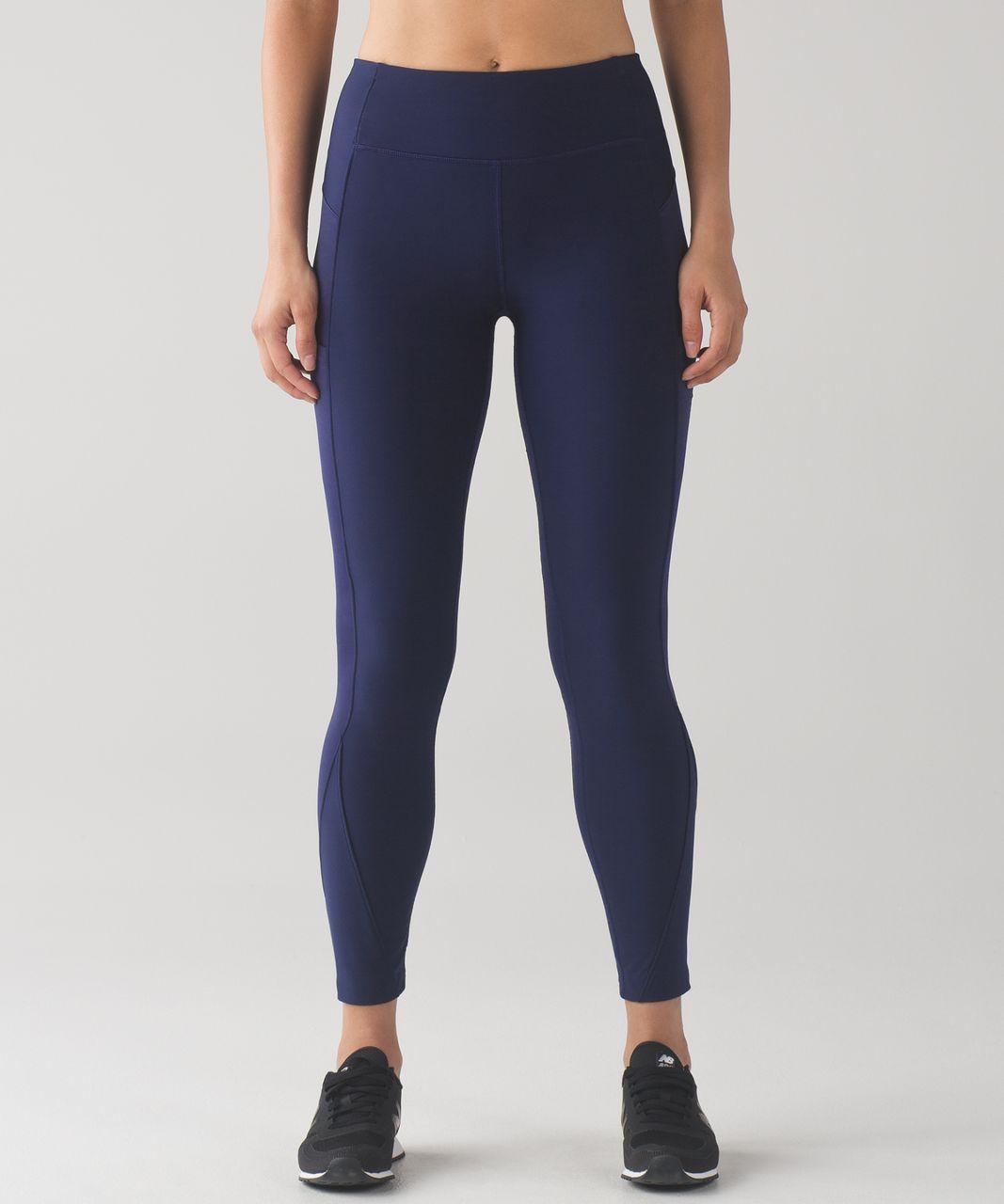 Lululemon Sleet Sprinter Tight - Hero Blue