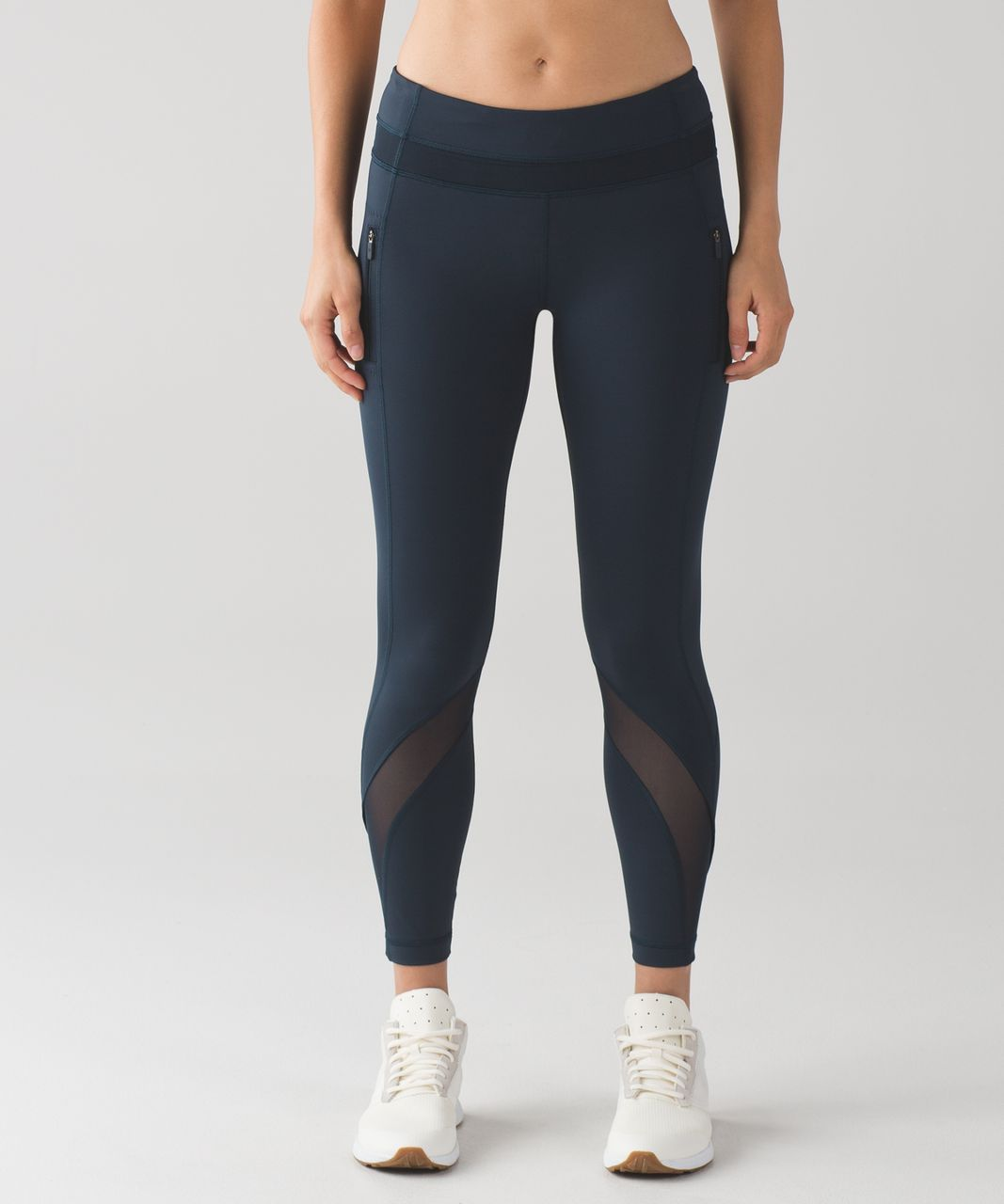 a5b3ef8eed Lululemon Inspire Tight II - Nocturnal Teal - lulu fanatics