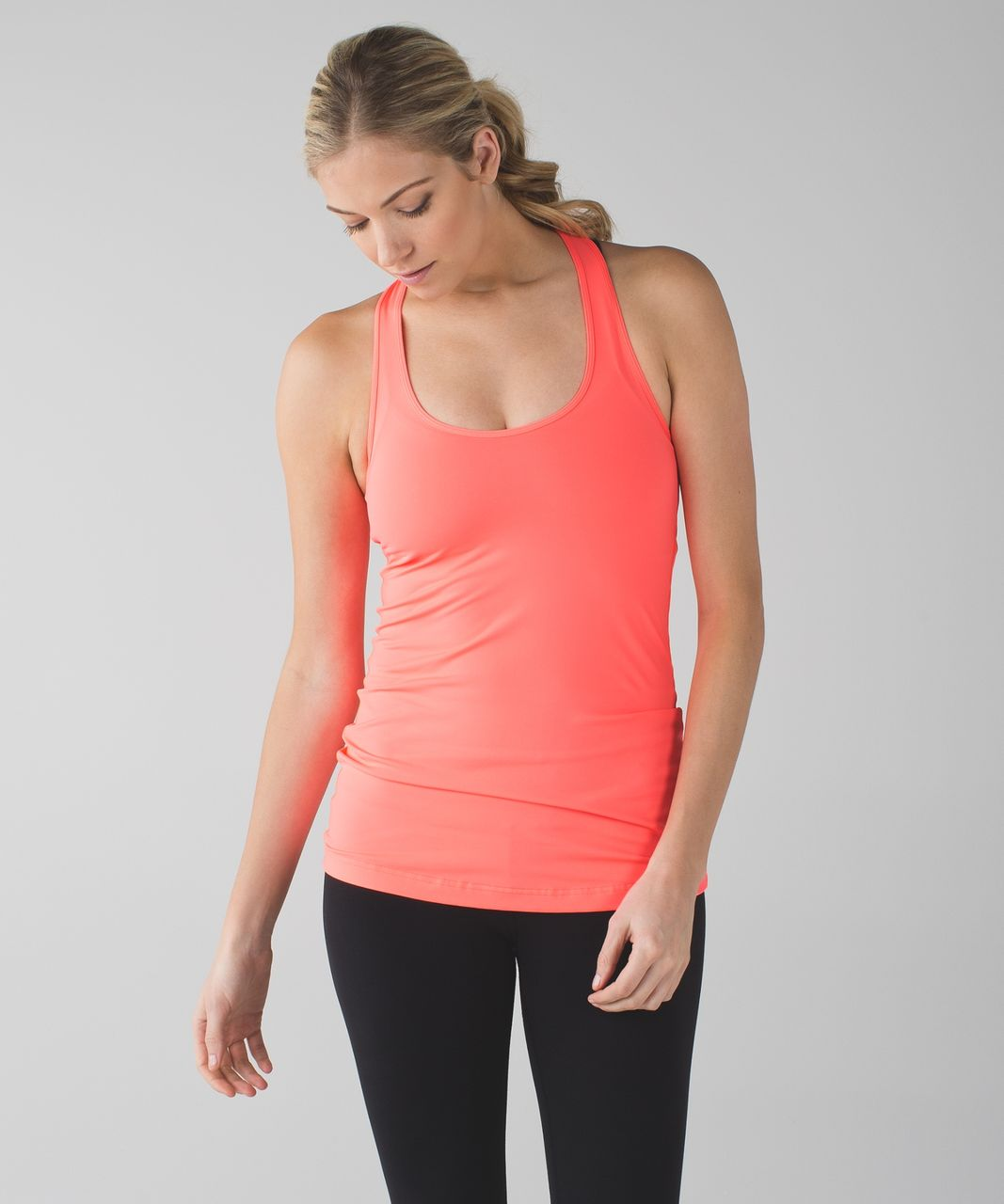Lululemon Cool Racerback - Grapefruit (First Release)