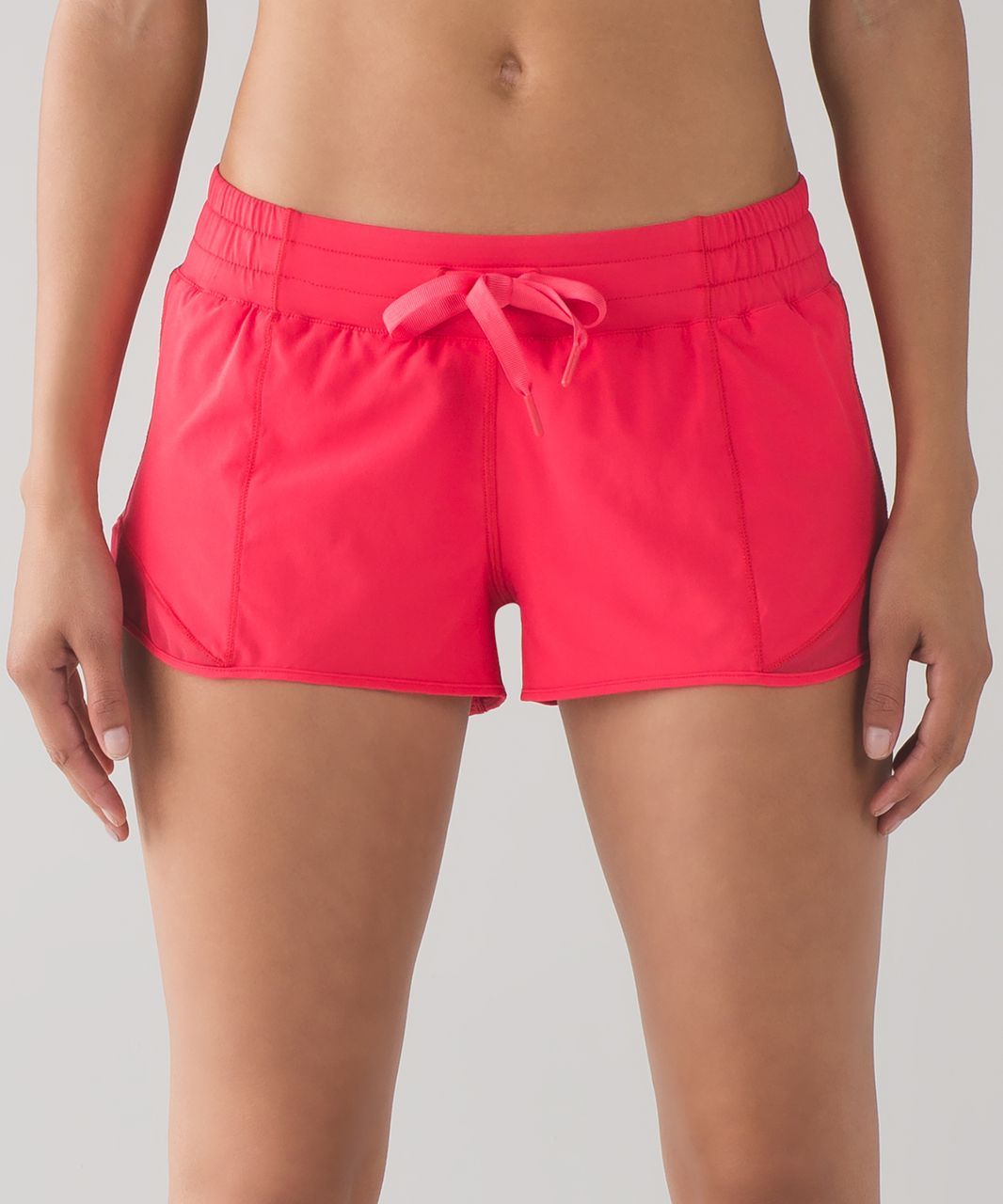 "Lululemon Hotty Hot Short (2 1/2"") - Lush Coral"