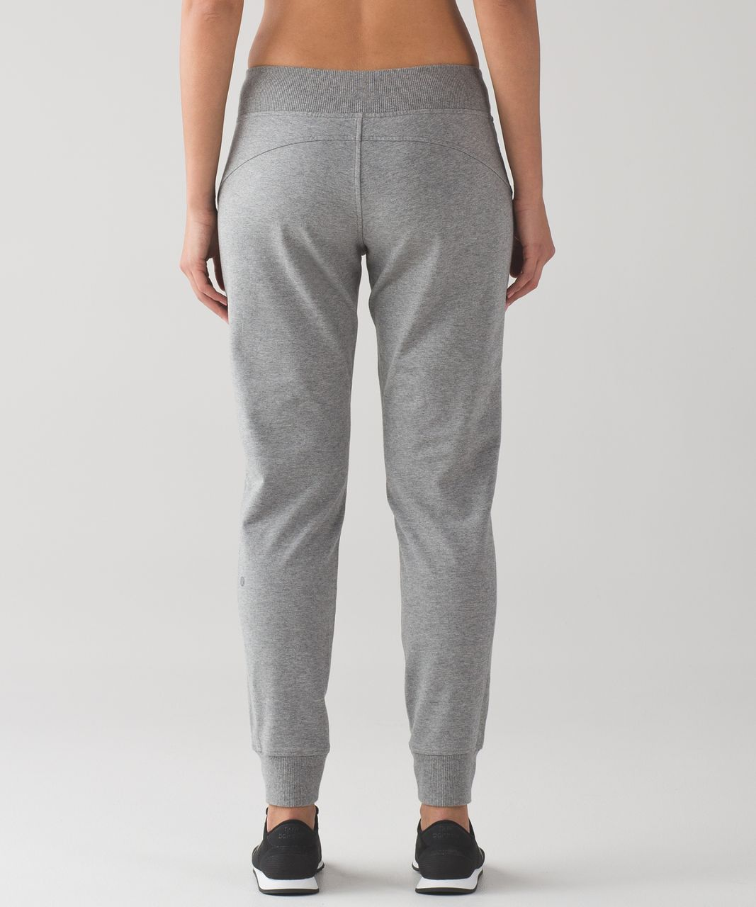 Lululemon Fleece Please Jogger (Terry) - Heathered Medium Grey