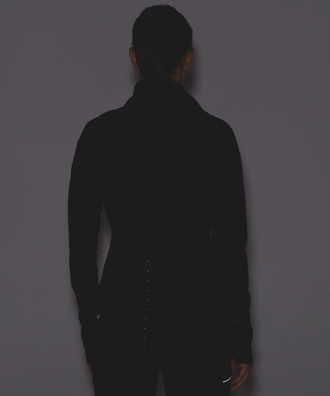 Lululemon Sleet Sprinter Jacket - Black