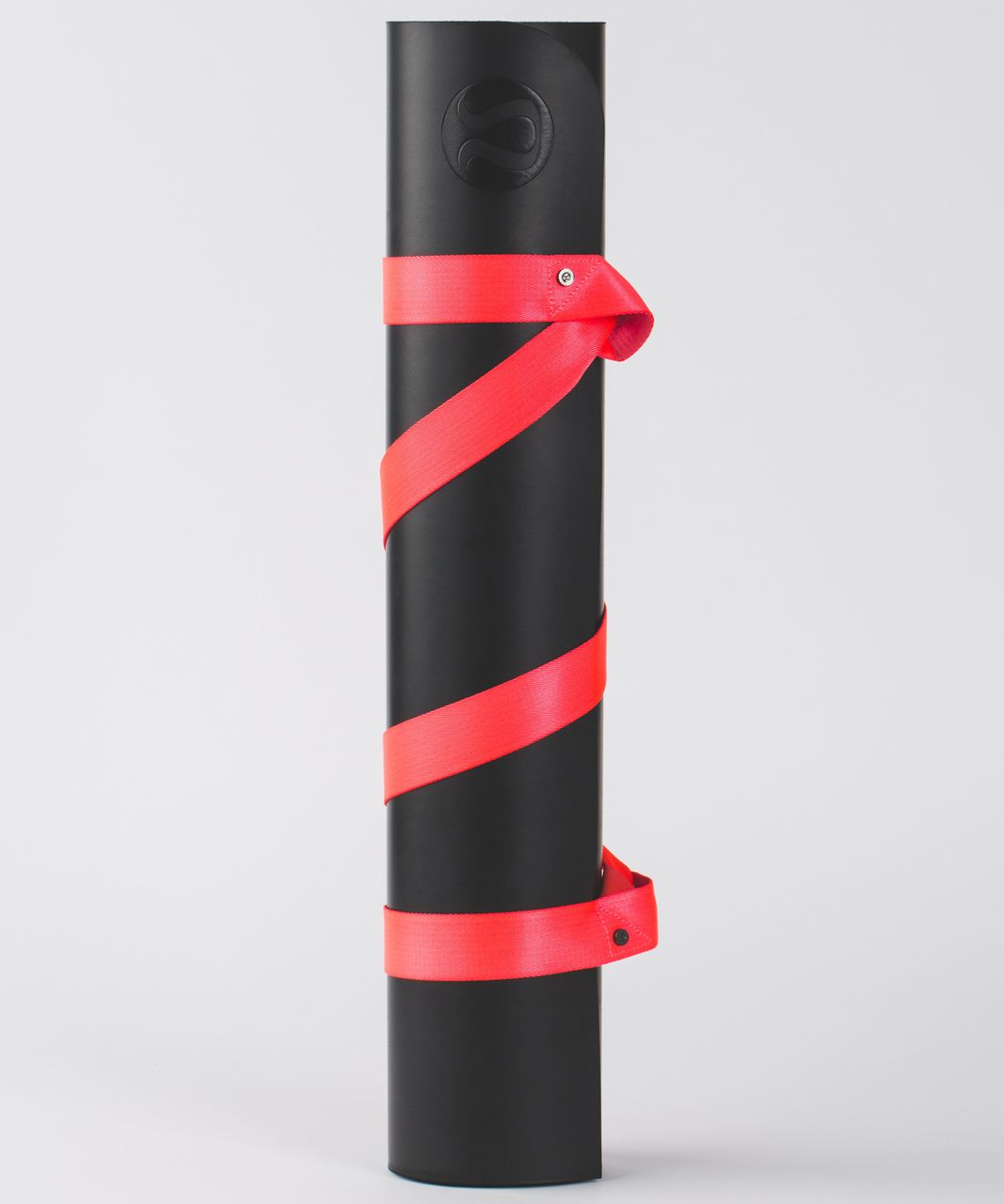 Lululemon Loop It Up Mat Strap - Electric Coral / Lush Coral