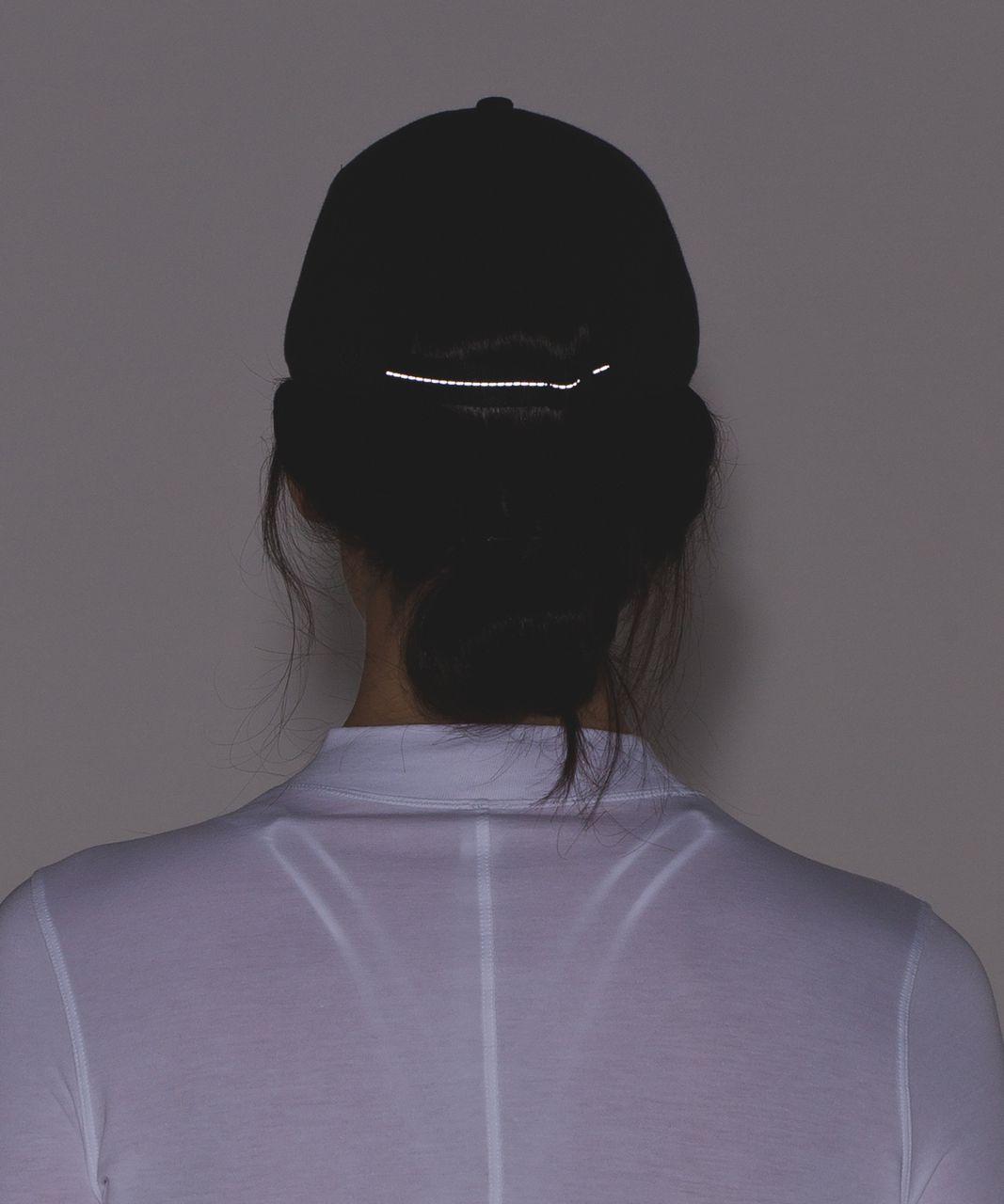 Lululemon Baller Hat - Black / Black