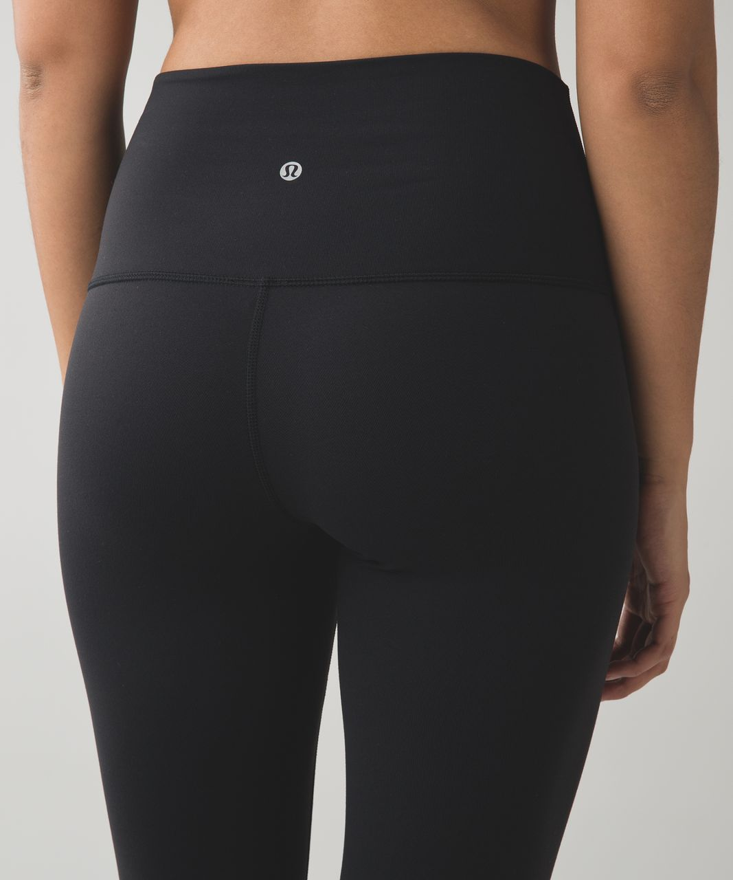 "Lululemon Wunder Under Pant (Hi-Rise) *Brushed 31"" - Black"