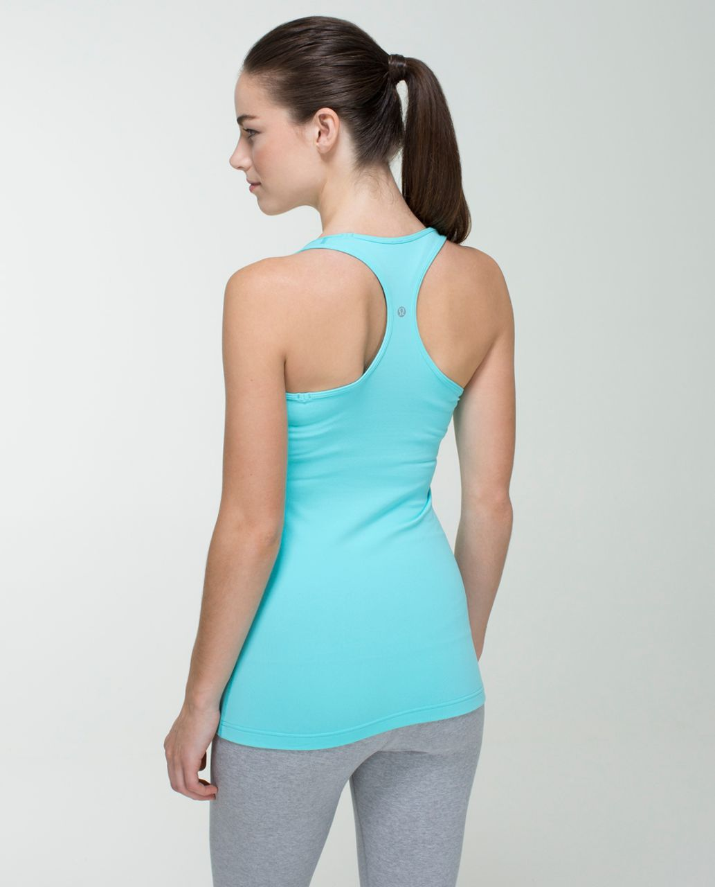 Lululemon Cool Racerback - Angel Blue