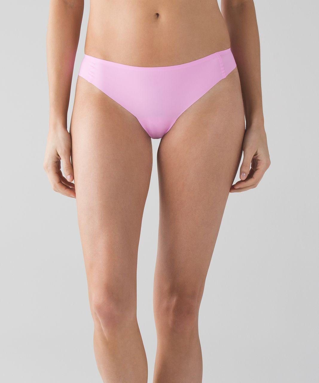 Lululemon Namastay Put Thong - Vintage Pink