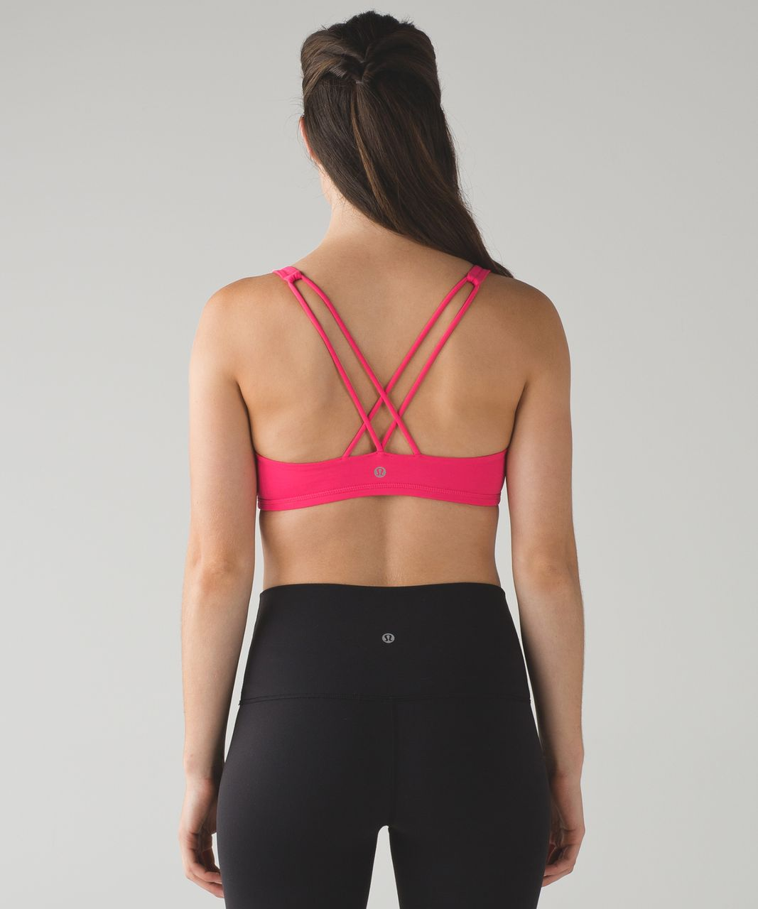 Lululemon Free To Be Bra - Lush Coral