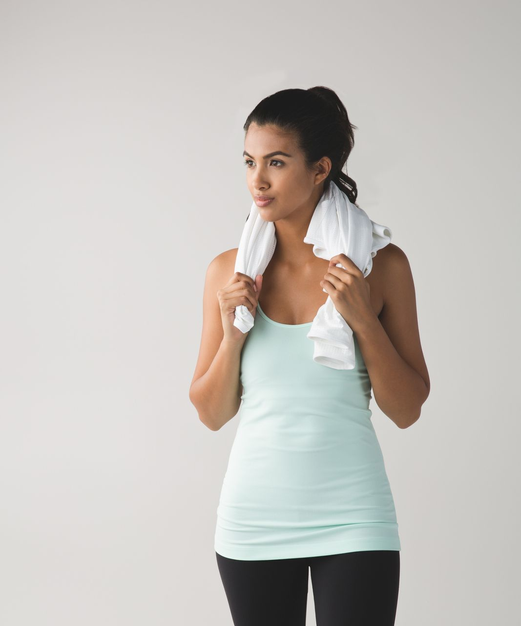 Lululemon Cool Racerback - Sea Mist