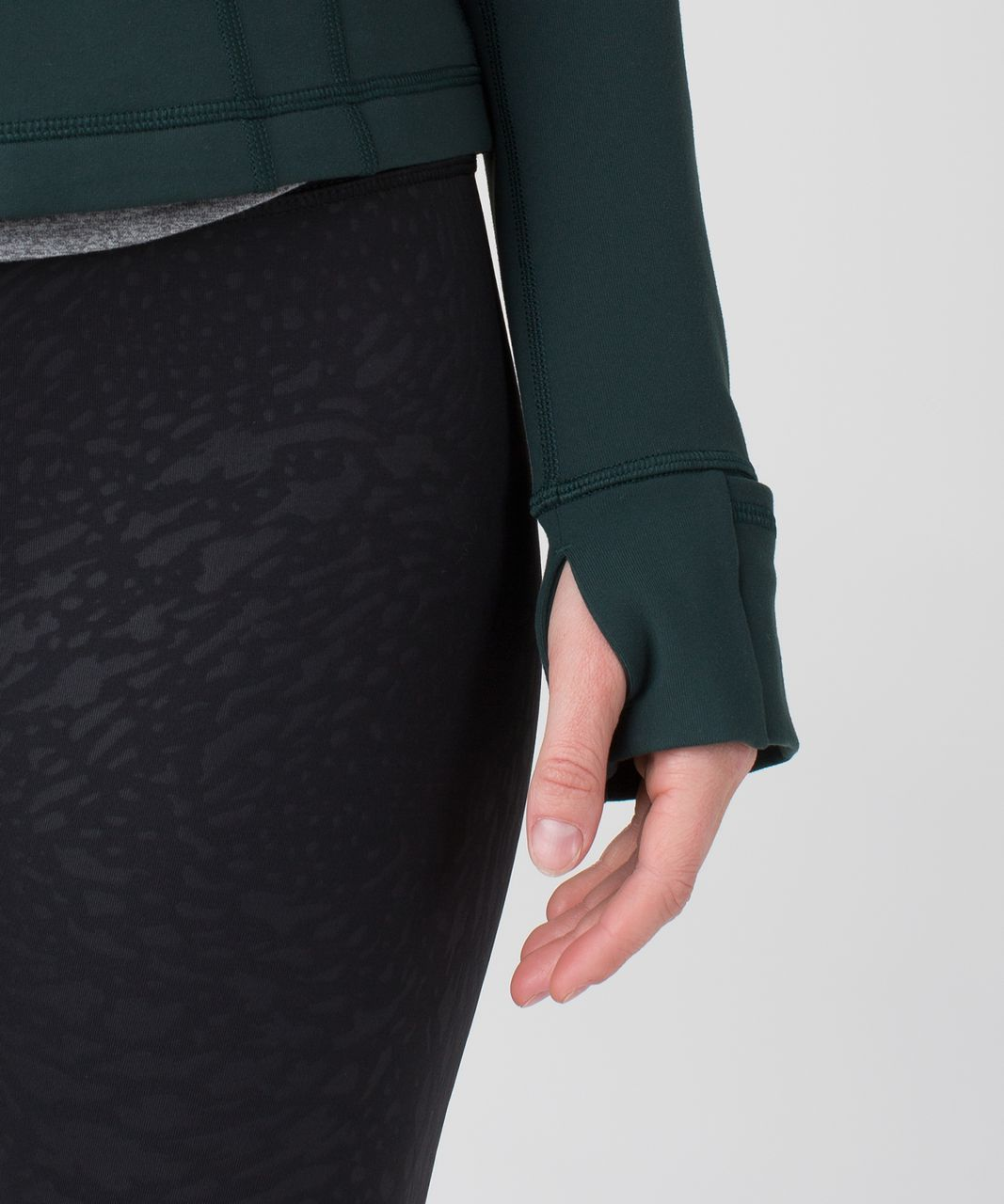 Lululemon Define Jacket - Fuel Green