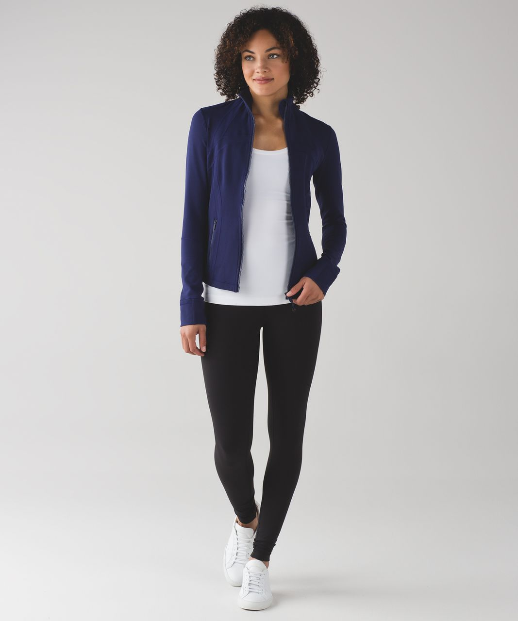 Lululemon Define Jacket - Hero Blue