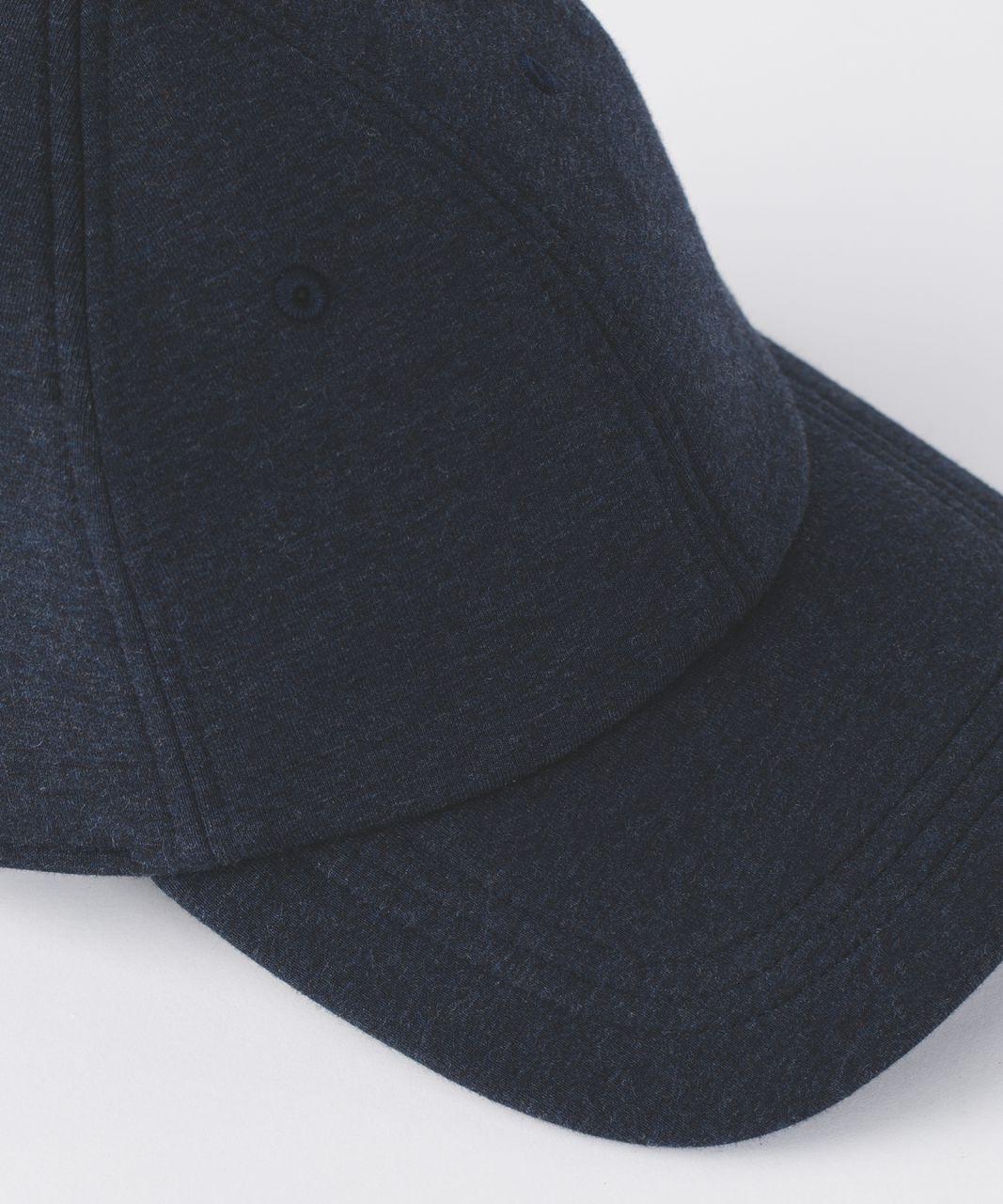 Lululemon Baller Hat - Heathered Inkwell / Inkwell / Inkwell
