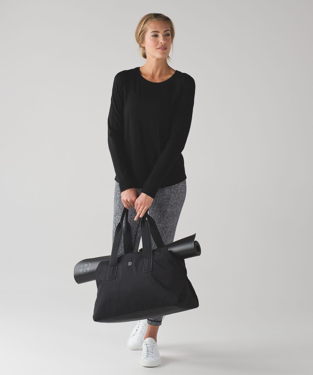 Lululemon No Chill Long Sleeve - Black