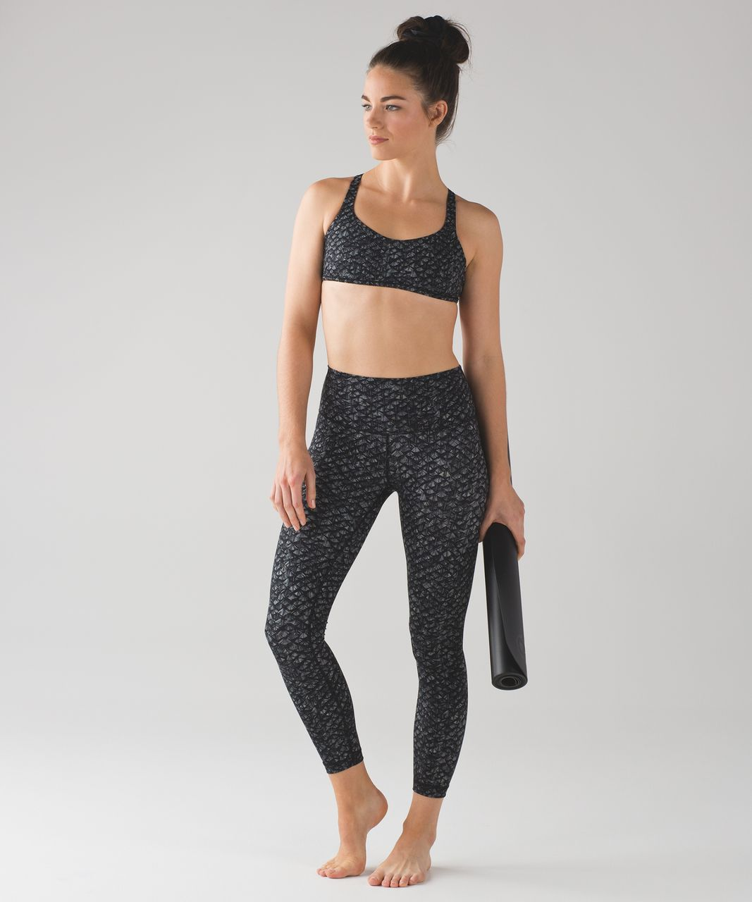 Lululemon High Times Pant (Nulux) - Iridescent Multi Black