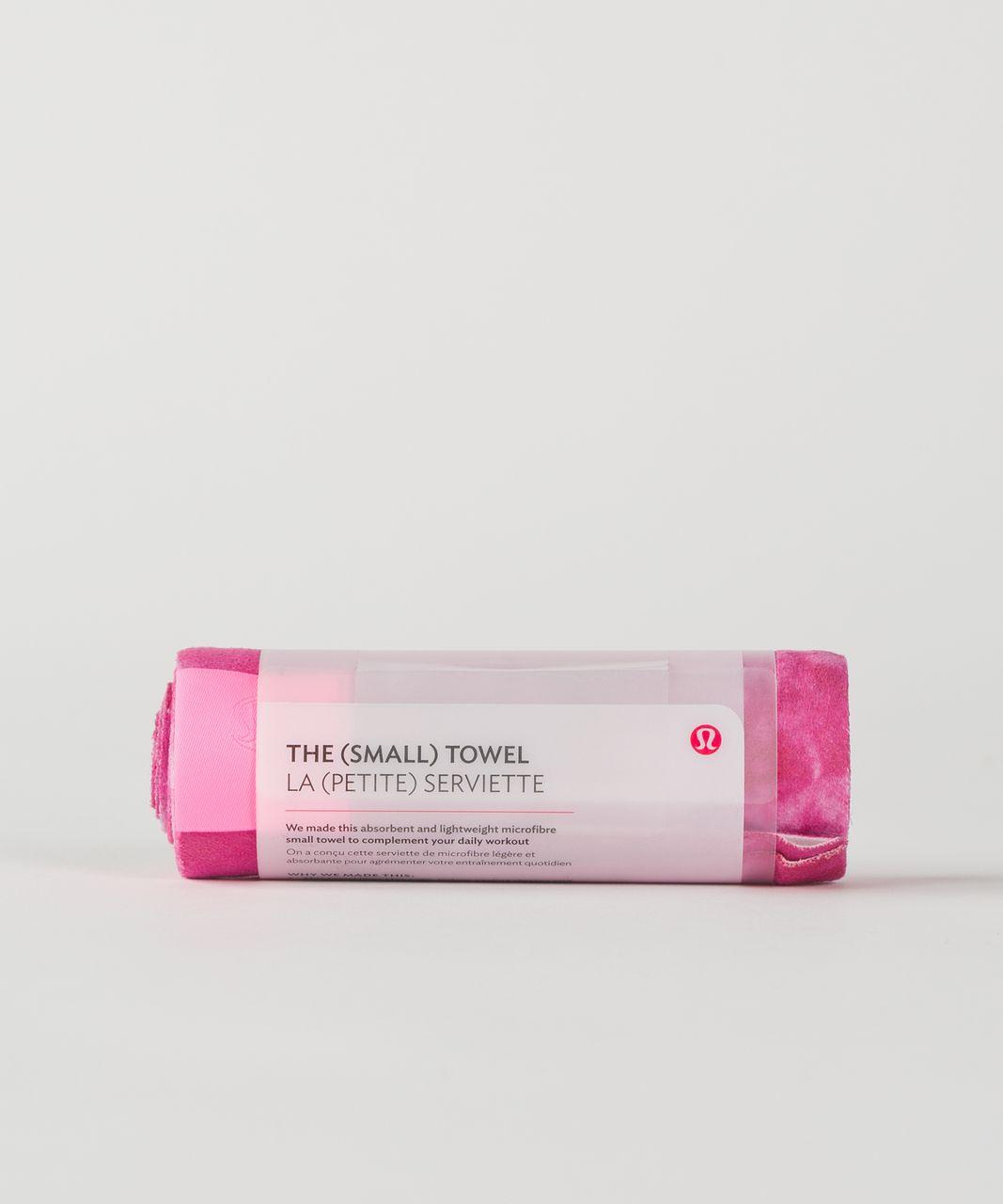 Lululemon The (Small) Towel - Tidal Trip Boom Juice