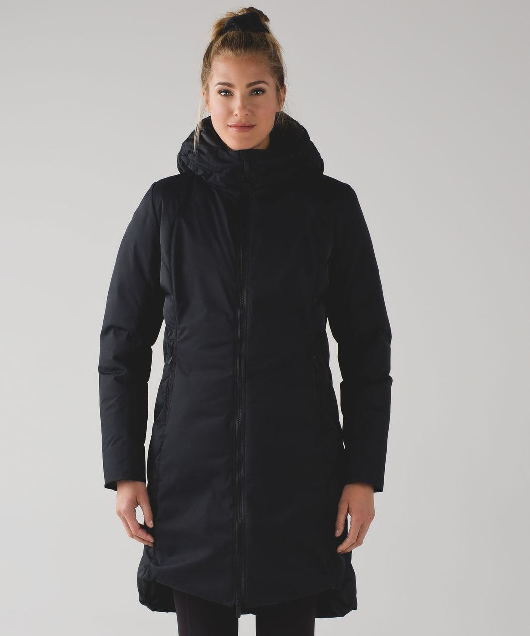 Lululemon Fluff The Cold Parka Black on 35463
