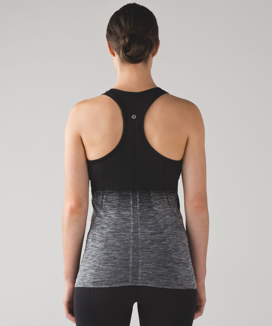 Lululemon Swiftly Tech Racerback - White / Black