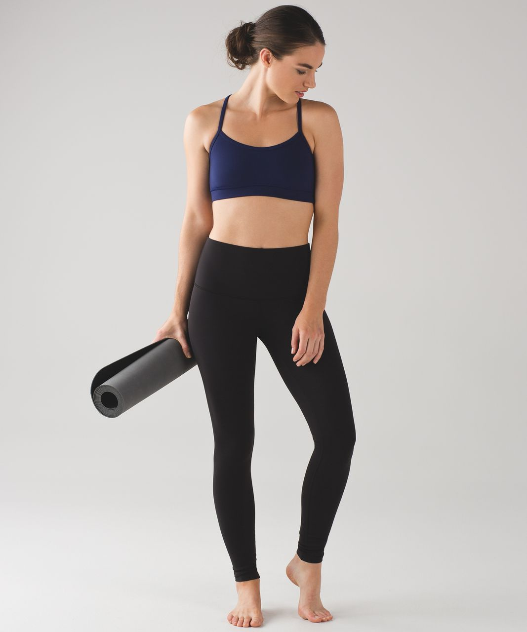 Lululemon Flow Y Bra IV - Hero Blue