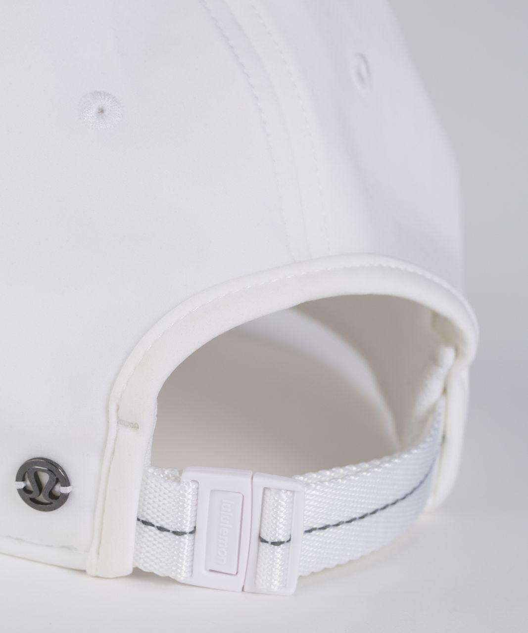 Lululemon Baller Hat - White / White