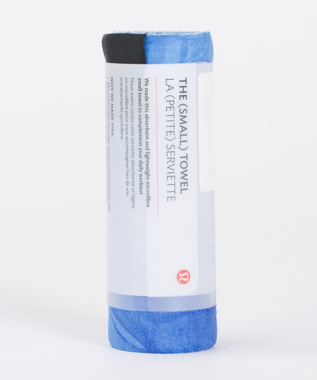 Lululemon The (Small) Towel - Midnight Tulle Multi