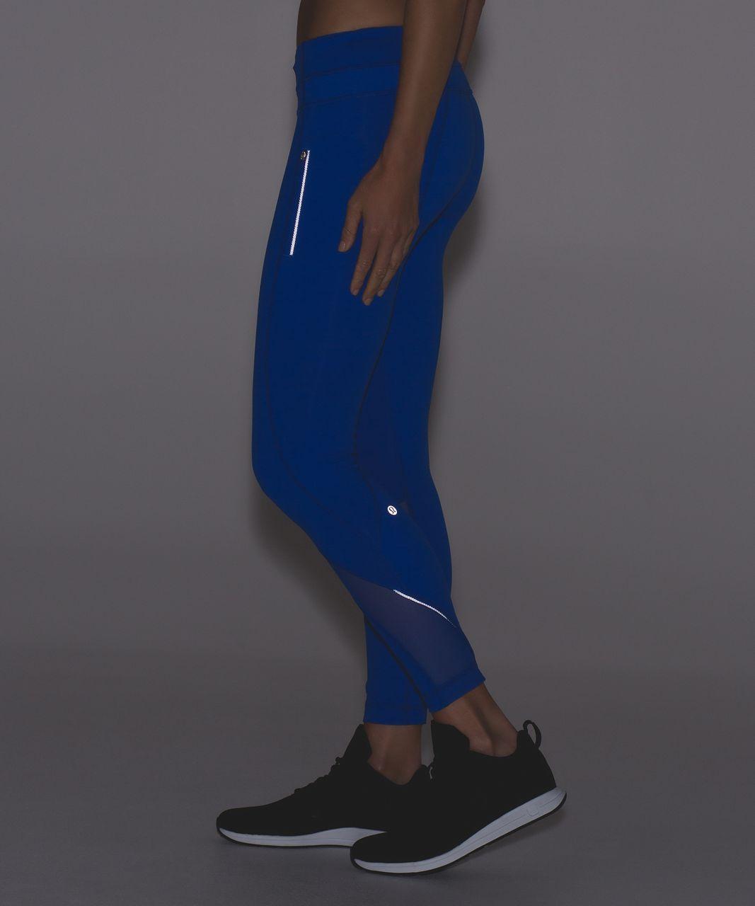 Lululemon Inspire Tight II - Cerulean Blue