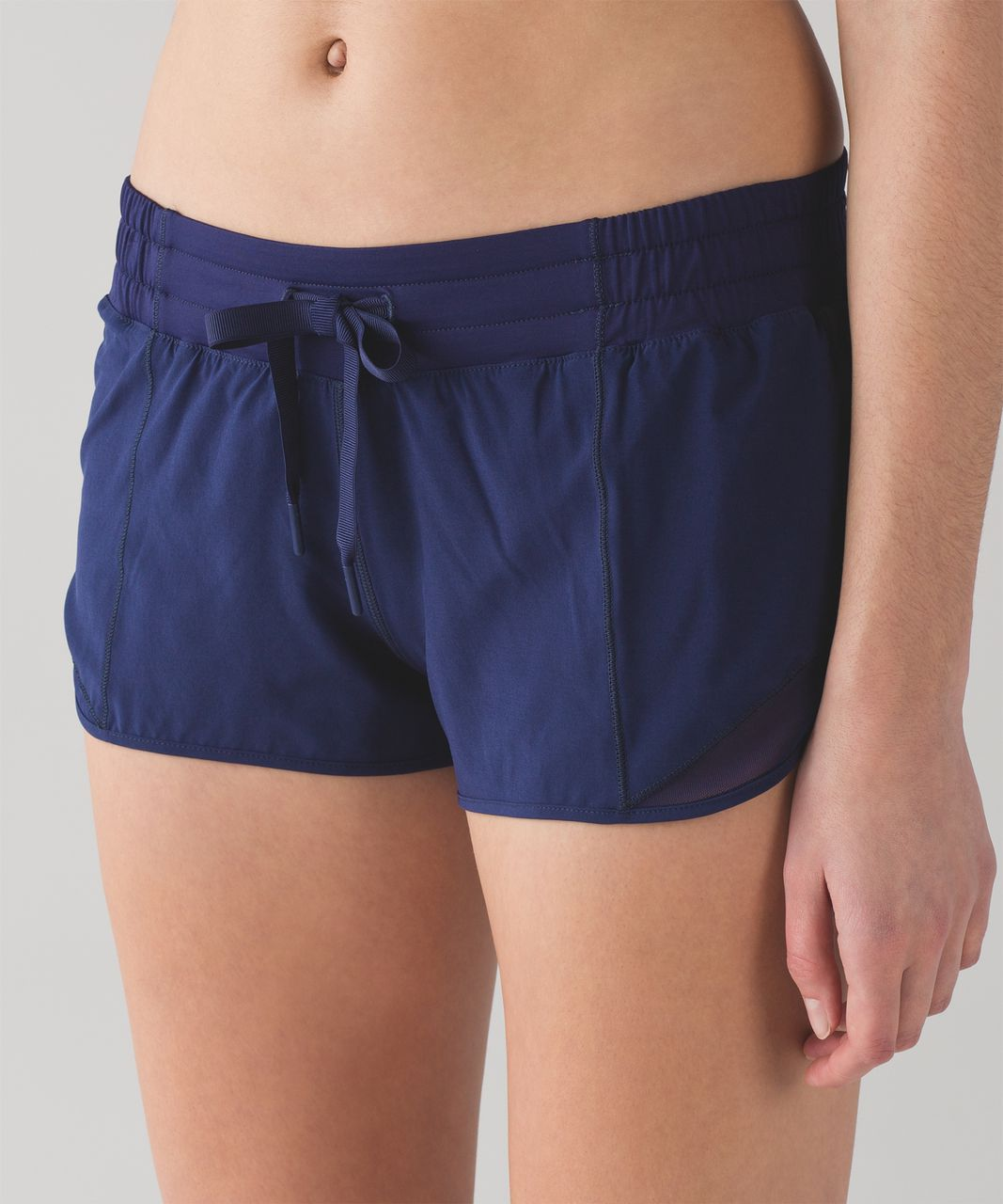"Lululemon Hotty Hot Short (2 1/2"") - Hero Blue"