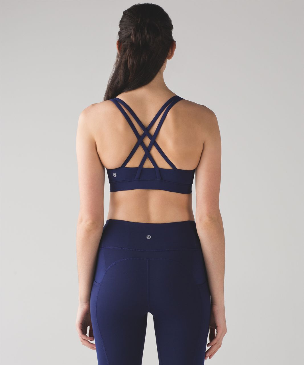 Lululemon Energy Bra - Hero Blue