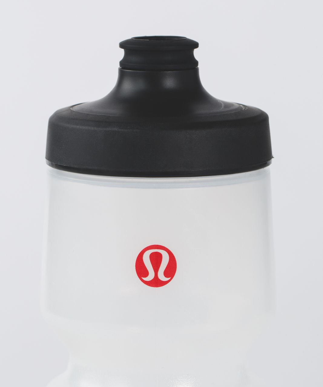 Lululemon Purist Cycling Waterbottle - Water Levels Black Prince Red