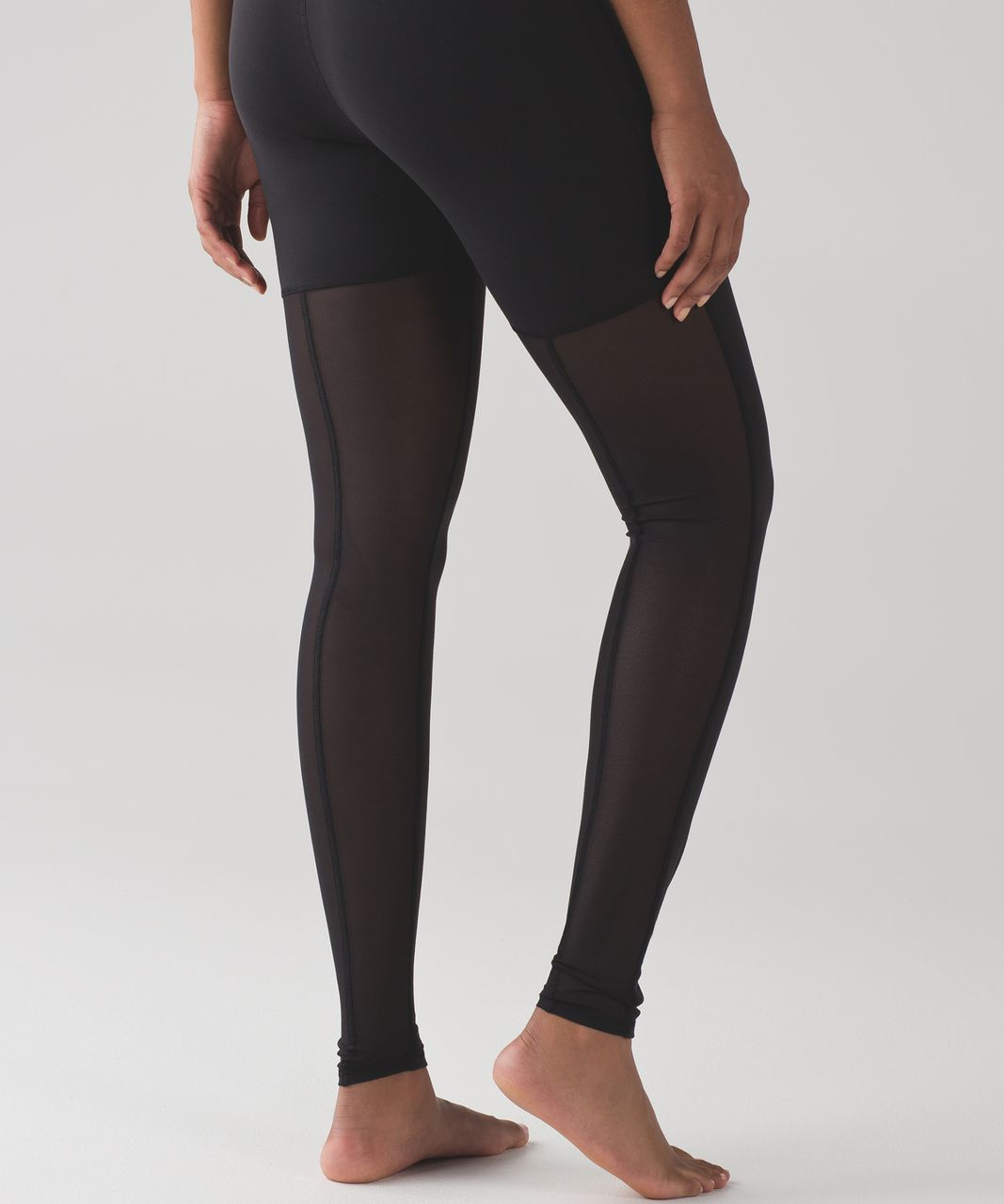 69ef7d0fbb123 Lululemon Wunder Under Pant (Hi-Rise) (Lab Night) - Black - lulu fanatics