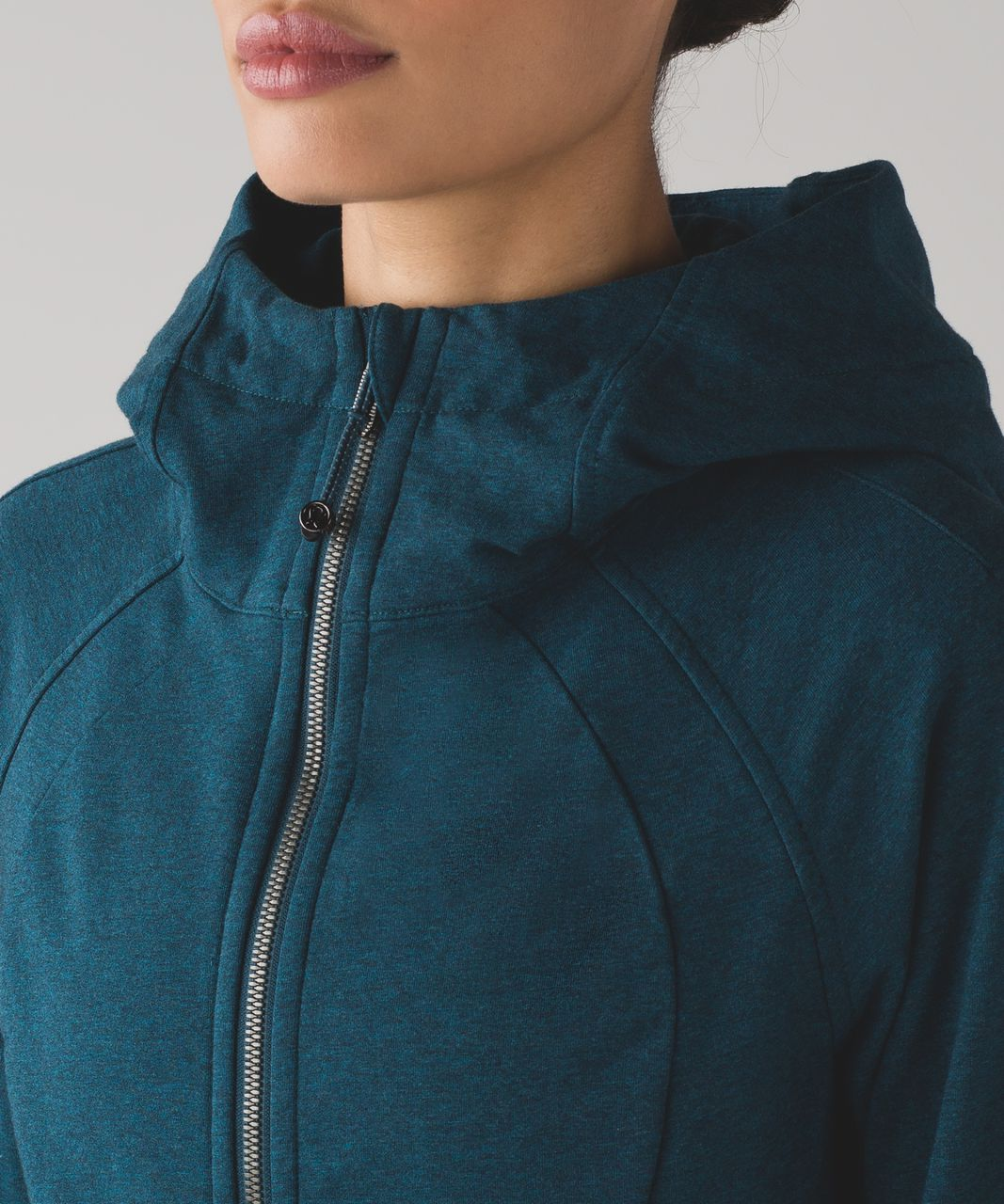 Lululemon Scuba Hoodie IV (Terry) - Heathered Alberta Lake