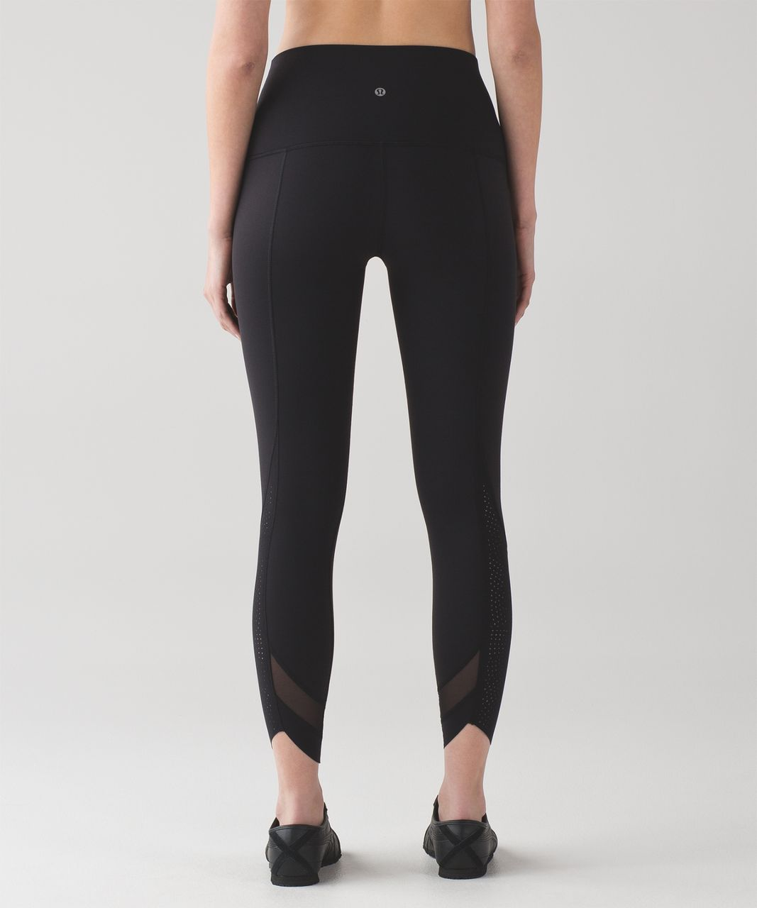 36660248db0631 Lululemon Wunder Under Pant (Hi-Rise) (Laser Cut) - Black - lulu fanatics