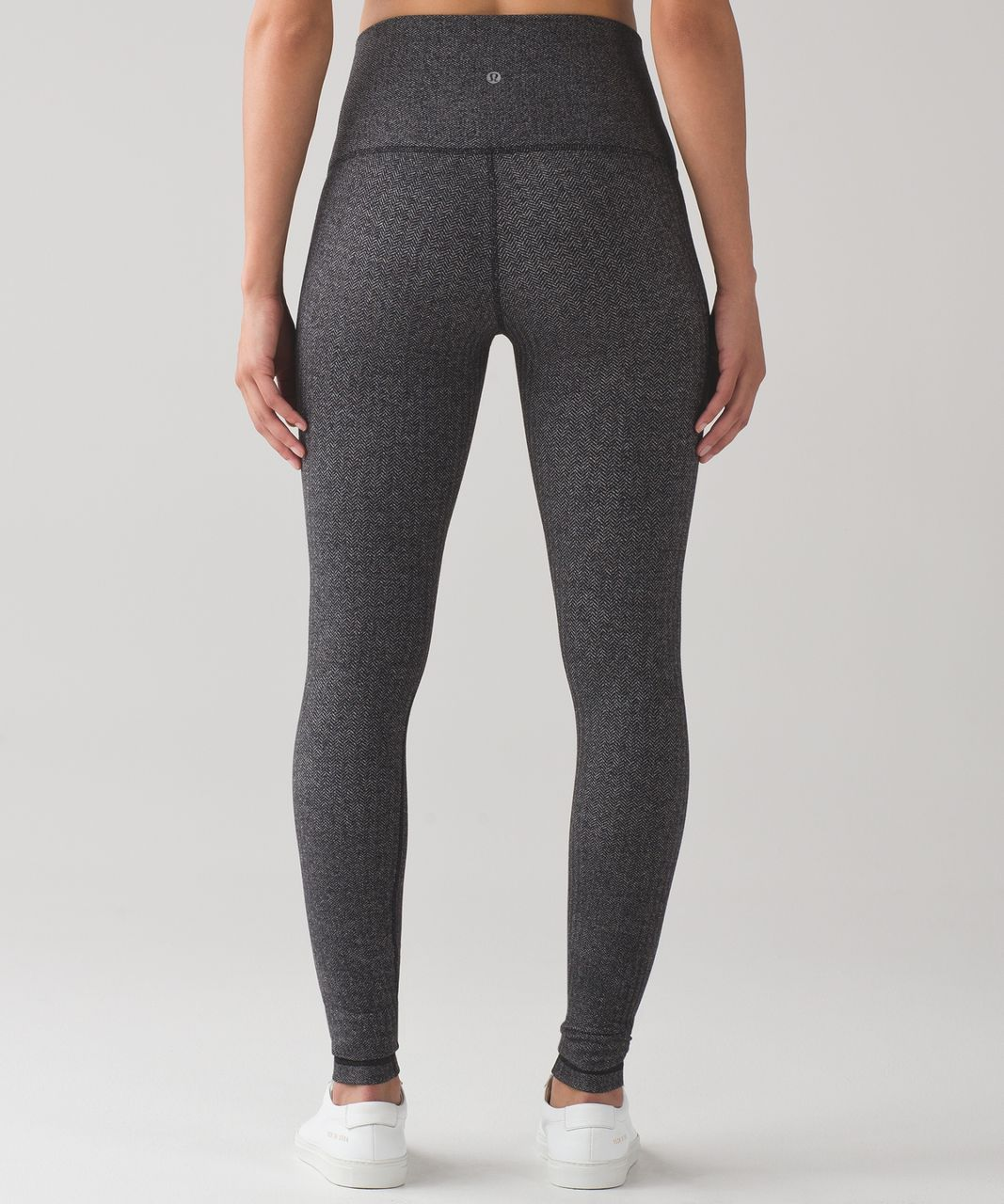 f63421512 Lululemon Wunder Under Pant (Hi-Rise) - Heathered Herringbone ...