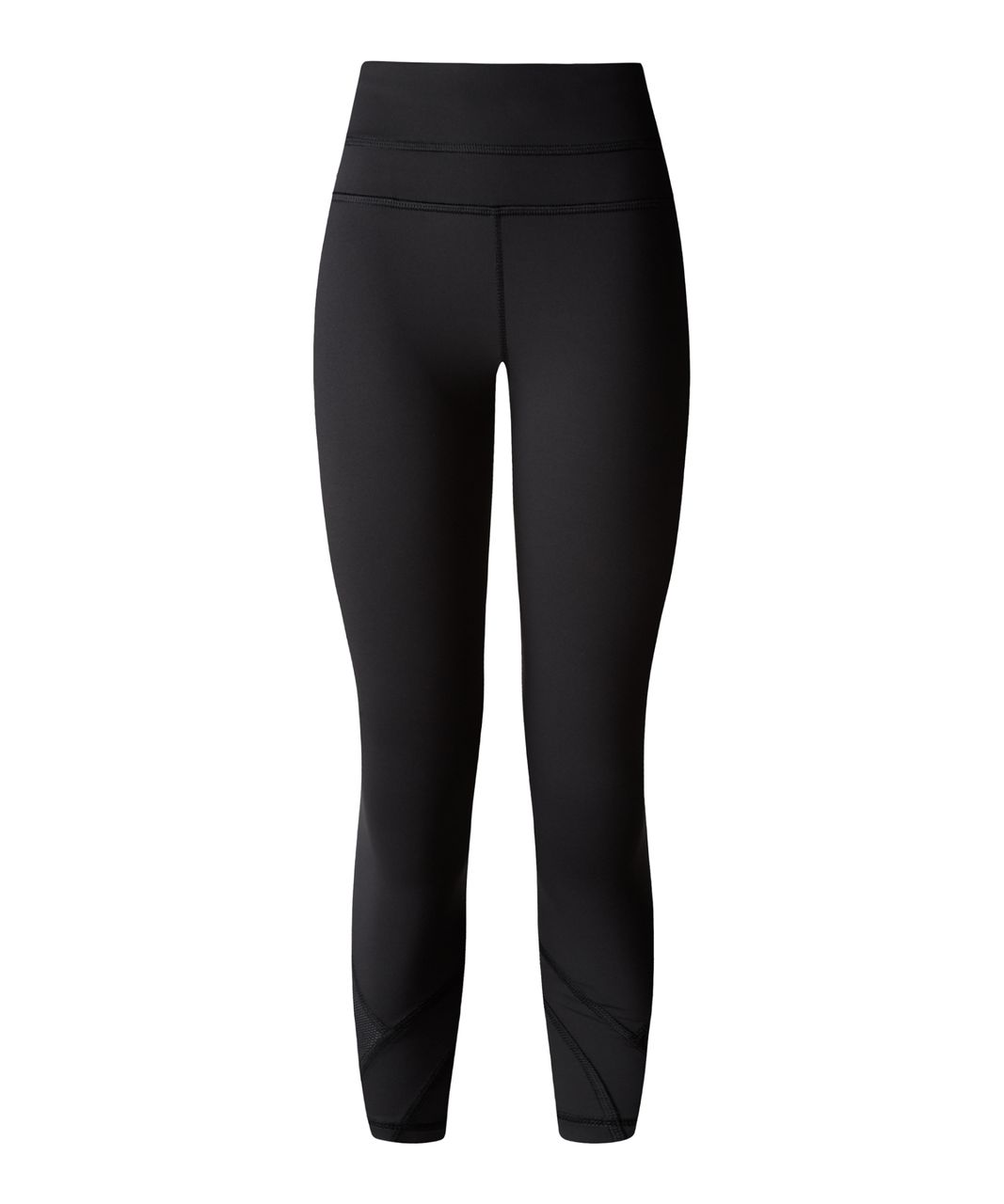 Lululemon Run: Inspire Crop II - Black