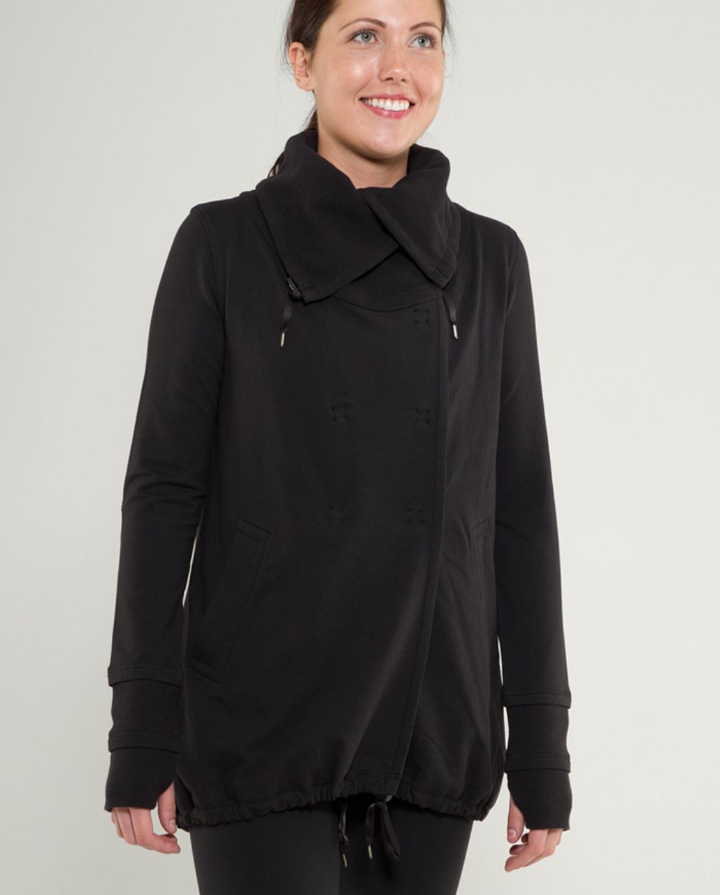 Lululemon Gratitude Wrap - Black