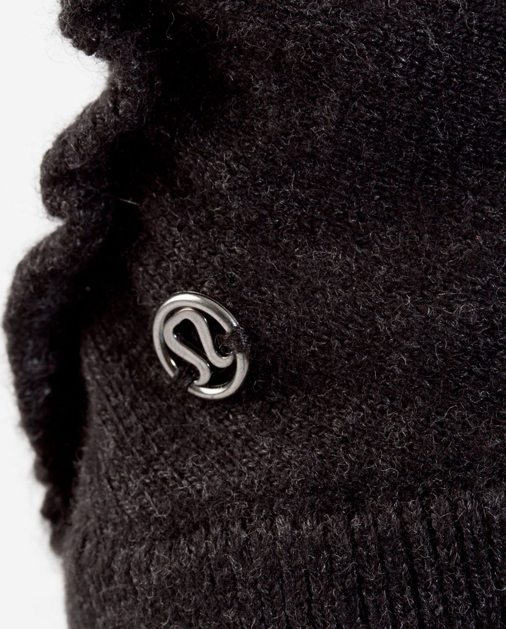 Lululemon Allegro Handwarmer - Heathered Black