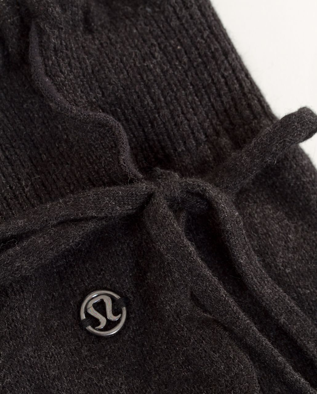 Lululemon Allegro Legwarmer - Heathered Black