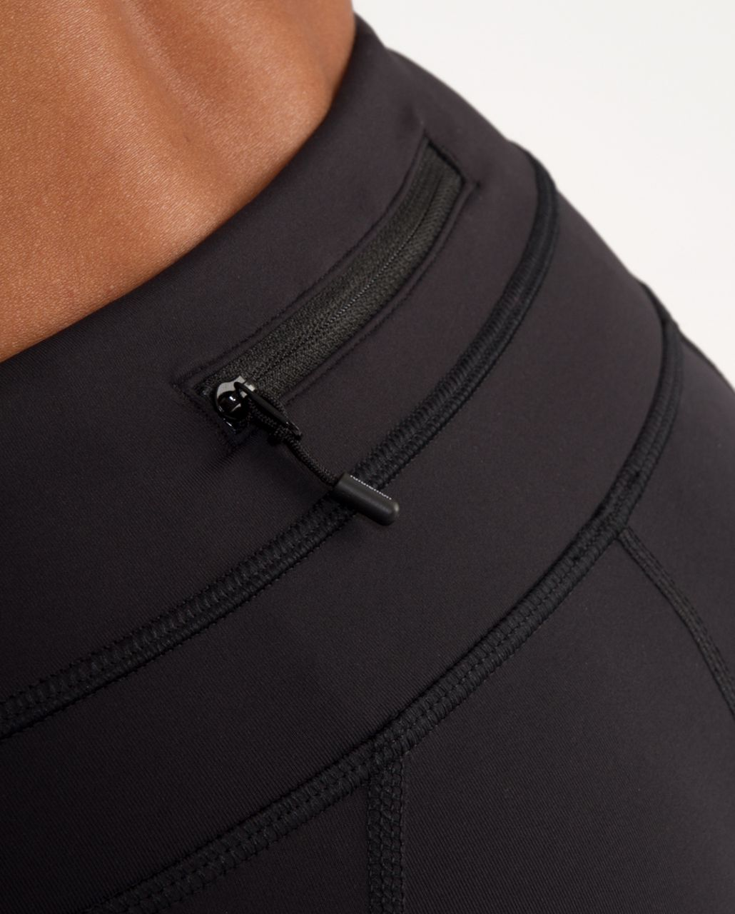 Lululemon Run: Inspire Crop II - Black (First Release)