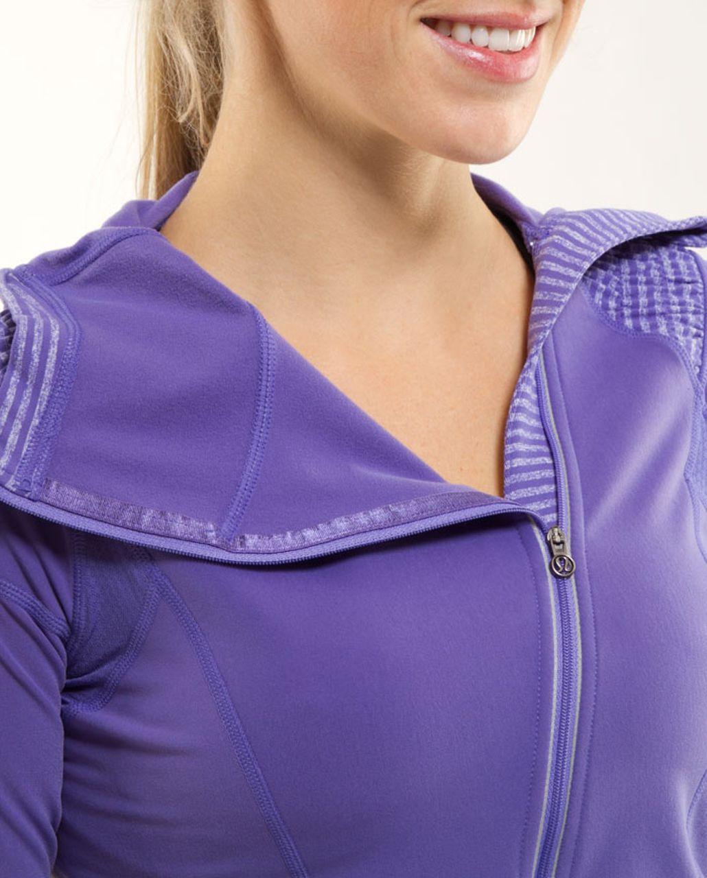 Lululemon Run: For It Pullover - Persian Purple
